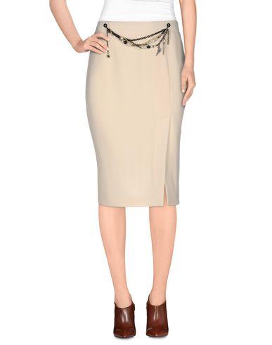 MOSCHINO CHEAP & CHIC Midi Skirts in Beige