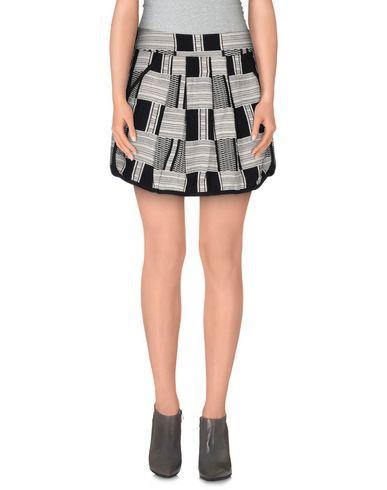 GAT RIMON Mini Skirt in Black