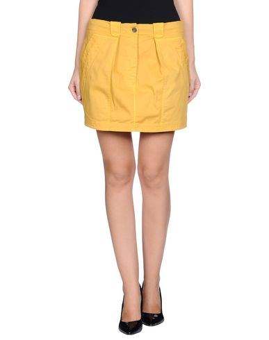 GOLD CASE Minifalda