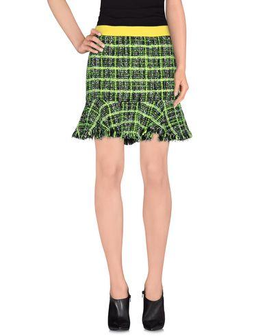 MOSCHINO CHEAP & CHIC Mini Skirt in Yellow