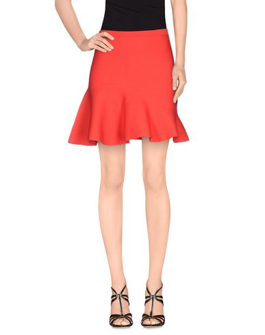 OHNE TITEL Mini Skirt in Red