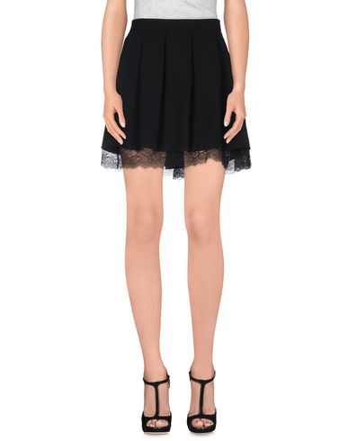 TRU TRUSSARDI Mini Skirt in Black