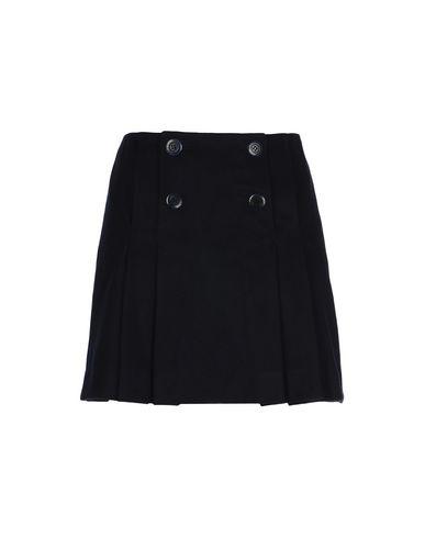 INES DE LA FRESSANGE Mini Skirt in Dark Blue