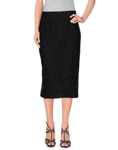 ANNA SAMMARONE Midi Skirts in Black