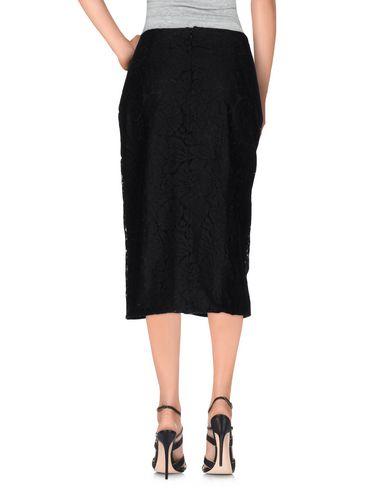 Anna Sammarone 3/4 Length Skirts In Black