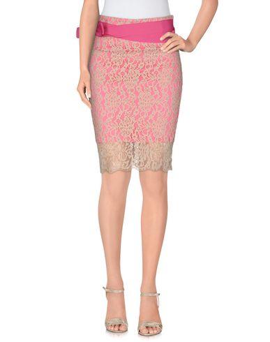 Fanfreluches Knee Length Skirt - Women Fanfreluches Knee Length Skirts online on YOOX United States - 35308489CW