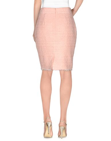 Blumarine Knee Length Skirt, Pink