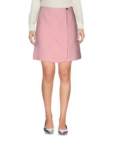 Carven Mini Skirt, Pink