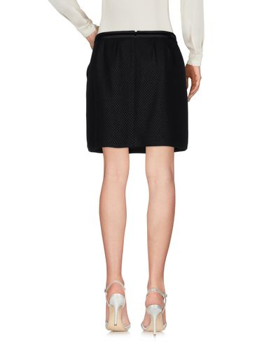 SCOTCH & SODA MINI SKIRT, BLACK
