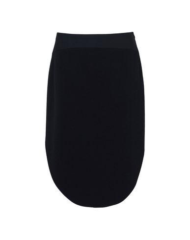 MAIYET Knee Length Skirt in Black