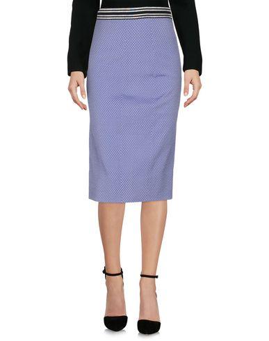 TERESA DAINELLI Knee Length Skirt in Purple