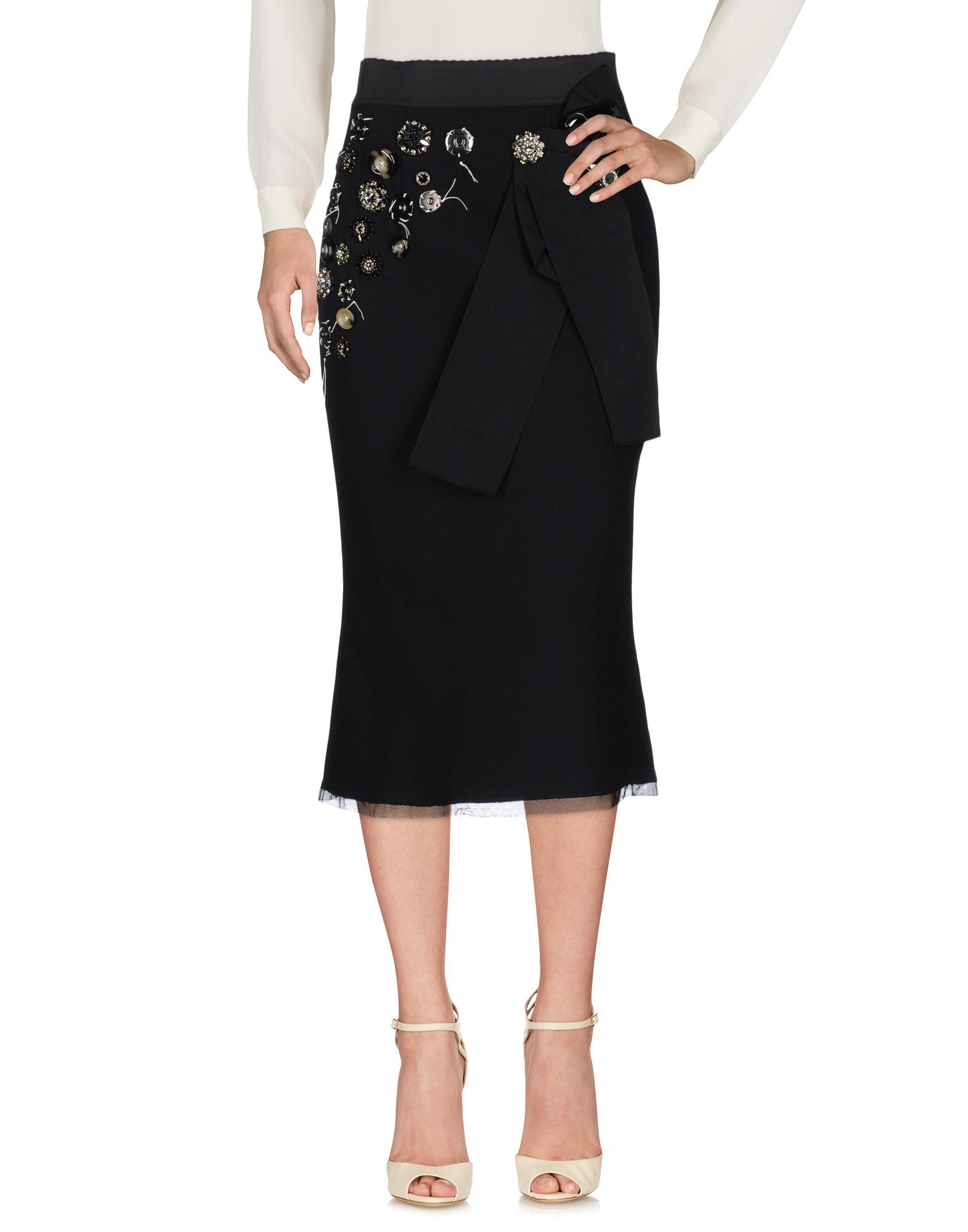 Gonna Longuette Dolce & Gabbana Donna - Acquista online su 6lcd2f2