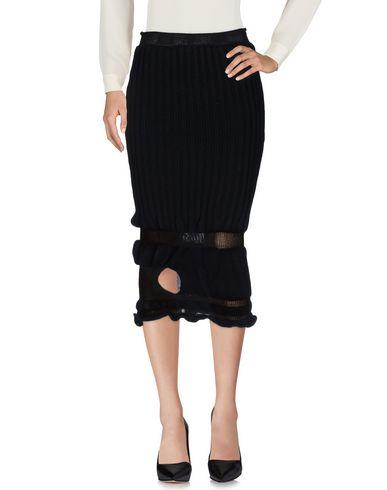 HELEN LAWRENCE Midi Skirts in Black
