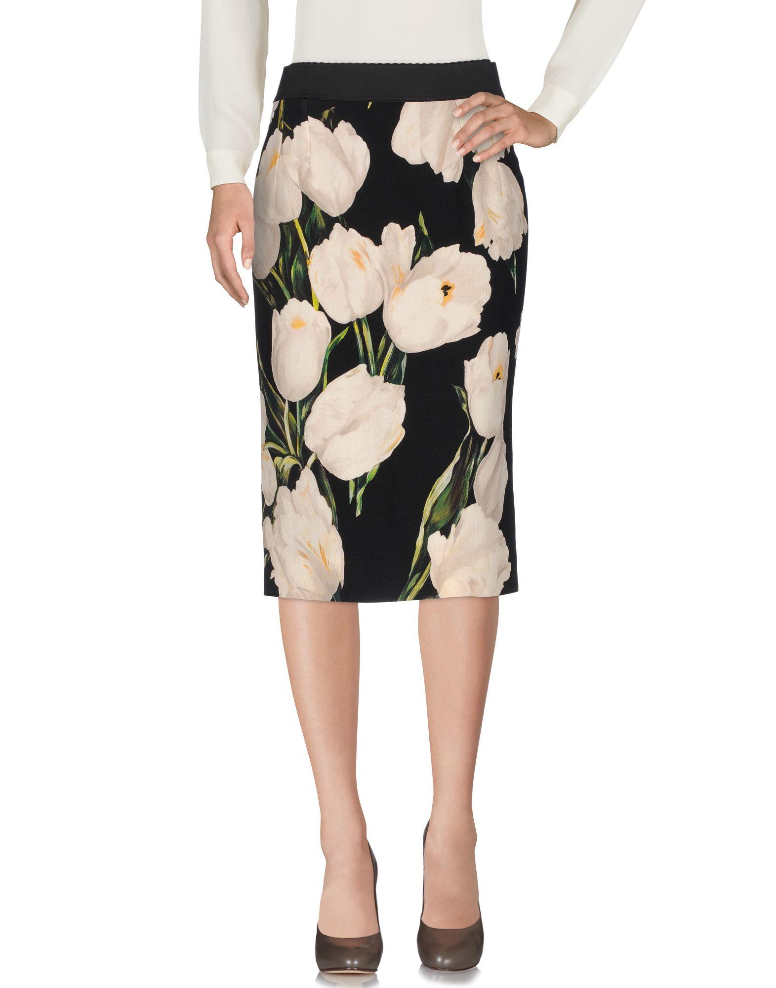 Gonna Longuette Dolce & Gabbana Donna - Acquista online su NzfnrfM