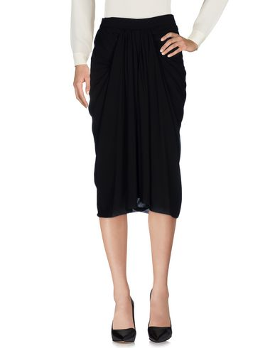 Cheap Sale Visit SKIRTS - 3/4 length skirts Rick Owens Outlet How Much Best Supplier Choice Cheap Price qdTYRBLJ4