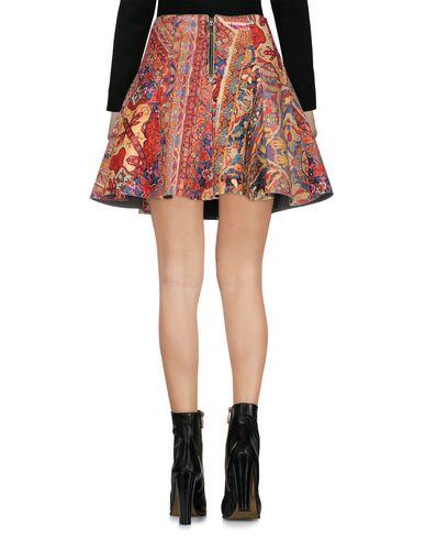 JUST CAVALLI Mini Skirts in Brick Red