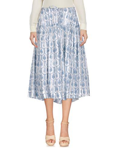 JIL SANDER NAVY - 3/4 length skirt