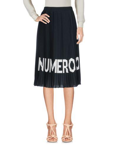 NUMERO 00七分丈スカート