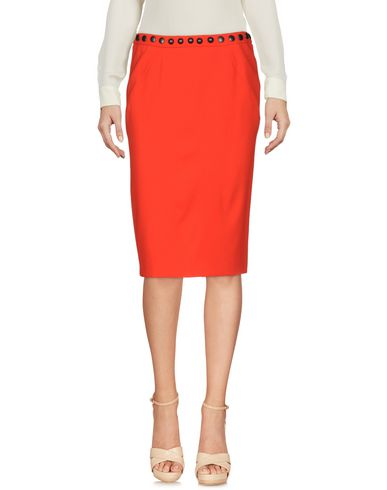 Moschino Cheap And Chic Knee Length Skirt   Skirts D by Moschino Cheap And Chic
