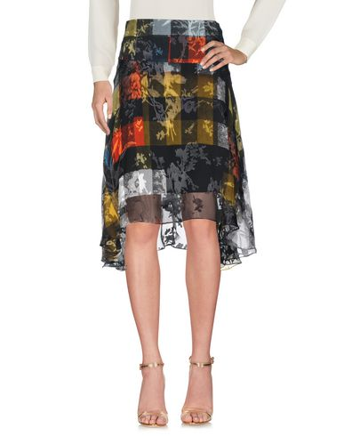 Preen By Thornton Bregazzi Knee Length Skirt   Skirts D by Preen By Thornton Bregazzi