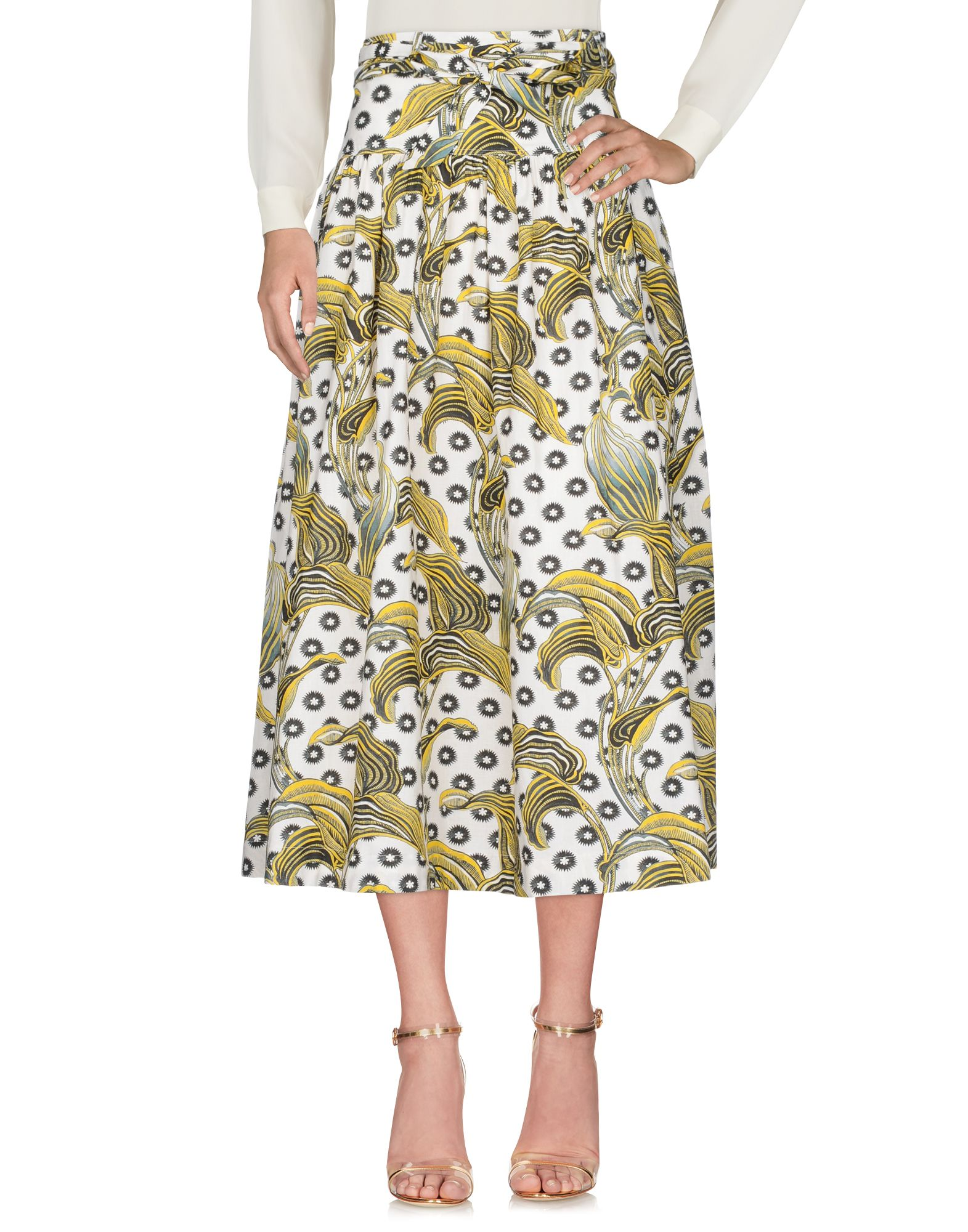 SOLD OUT Gonna Longuette Temperley London Donna - Acquista online su PRuicm16M