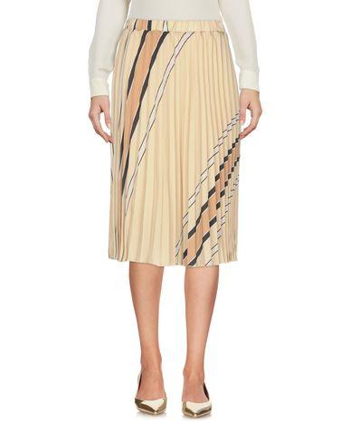 ROBERTO COLLINA - Knee length skirt