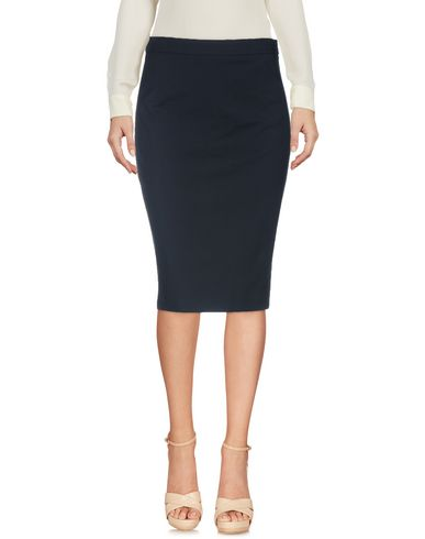 Stefanel Knee Length Skirt   Skirts D by Stefanel