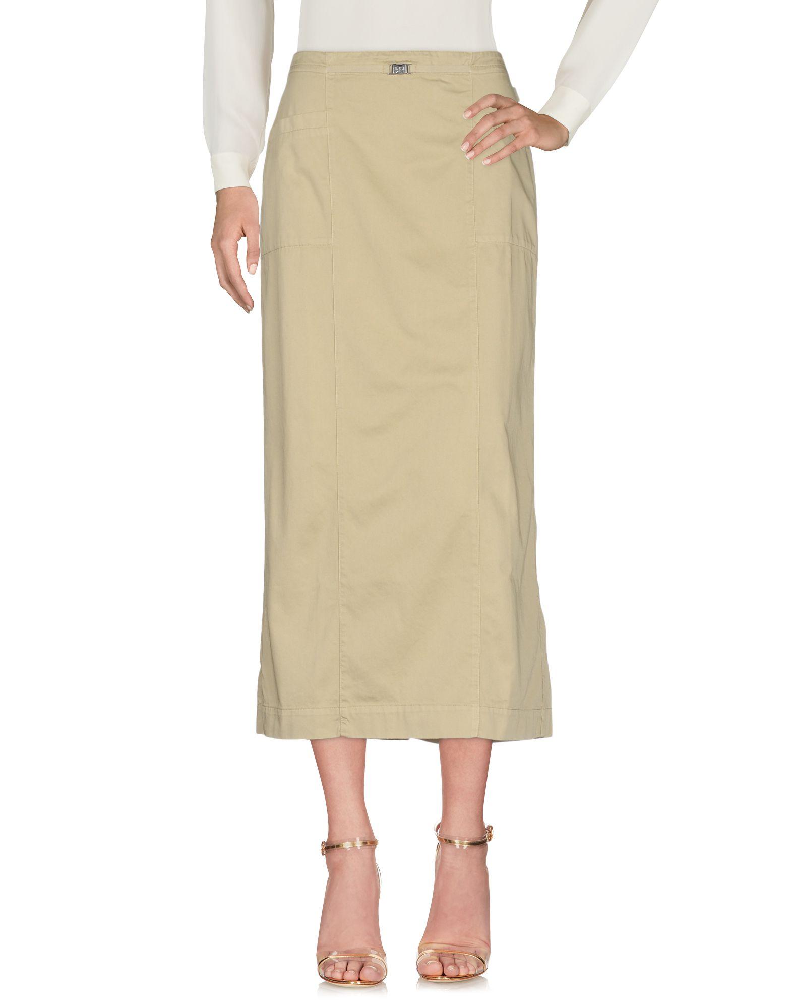 Gonna Longuette Jeans Les Copains Donna - Acquista online su fjP5pSC