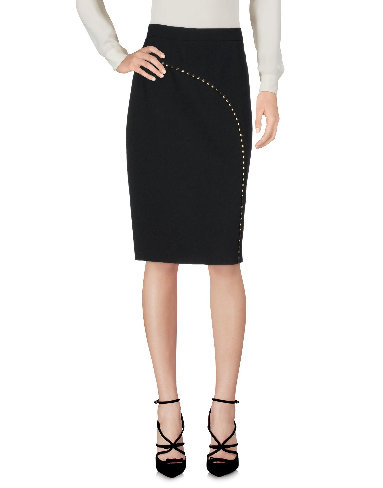 Gonna Ginocchio Versace Collection Donna - Acquista online su QqmpPlAYW