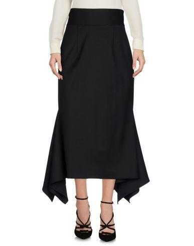 SID NEIGUM Midi Skirts in Black