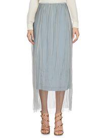 Faldas Largas Seda Mujer - Colección Primavera-Verano y Otoño ... 712538a88d67