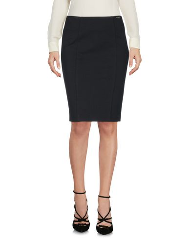 Carla Montanarini Knee Length Skirt   Skirts D by Carla Montanarini