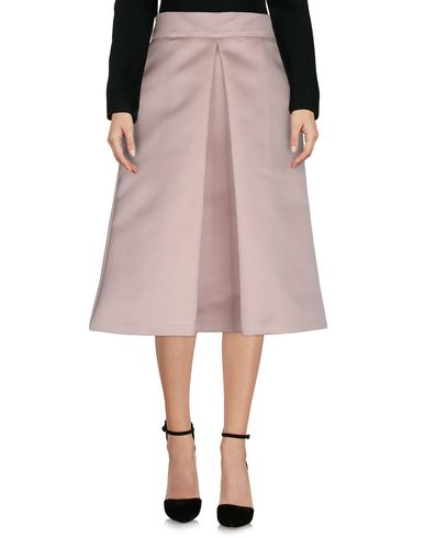 GILES Midi Skirts in Pink