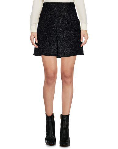 Annie P Noir Annie P Mini jupe a0nxwvq1