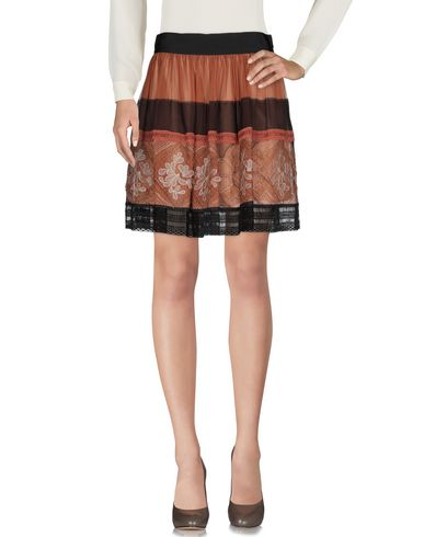 ALBERTA FERRETTI - Knee length skirt