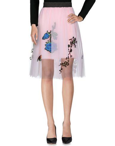 5 PROGRESS Midi Skirts in Pink
