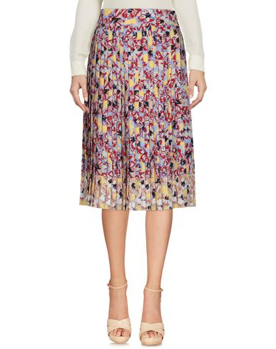 JIL SANDER NAVY - 3/4 length skirt
