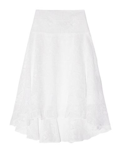 Preen By Thornton Bregazzi 3/4 Length Skirt   Skirts D by Preen By Thornton Bregazzi