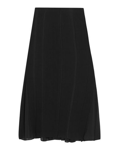 Donna Karan 3/4 Length Skirt   Skirts by Donna Karan