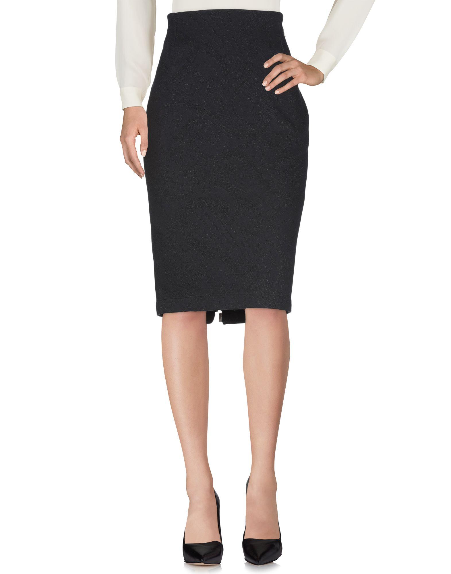 Gonna Longuette Longuette Longuette Versace Jeans donna - 35383615WJ bbf