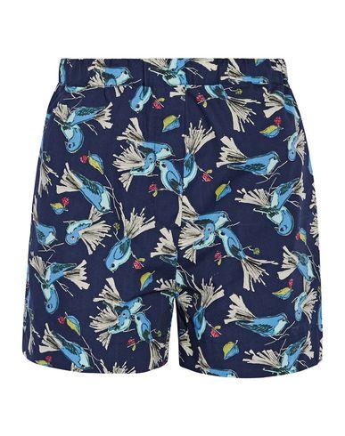 TITLE A Shorts & Bermuda in Dark Blue