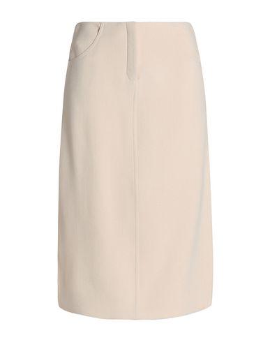 WES GORDON Midi Skirts in Ivory