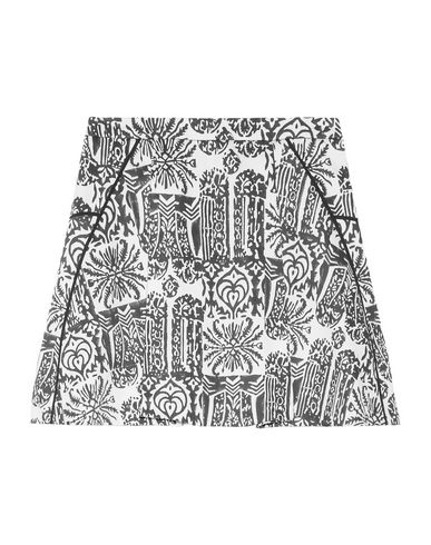 MAIYET Mini Skirt in Steel Grey