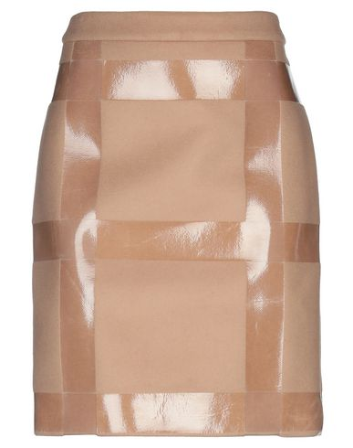 MOSCHINO - Knee length skirt