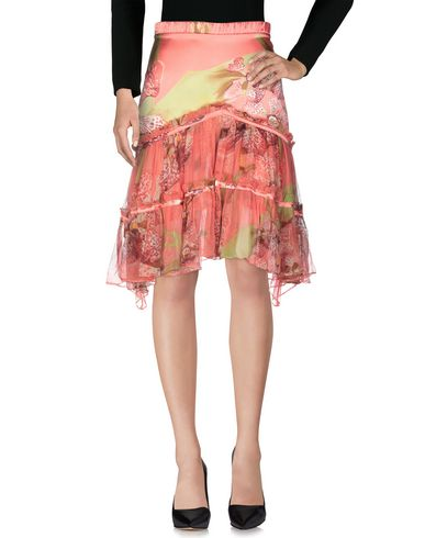 682f41574677 85%OFF Roberto Cavalli Knee Length Skirt - Women Roberto Cavalli Knee  Length Skirts online