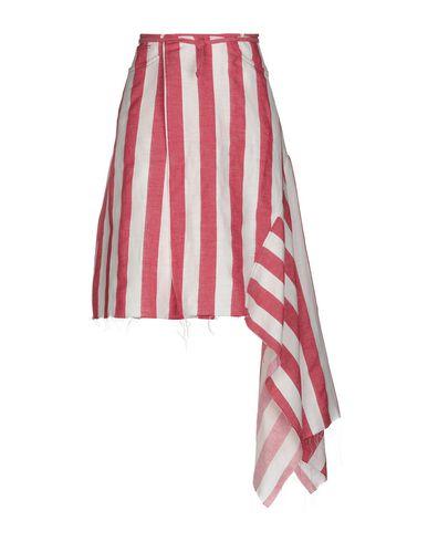 MARQUES' ALMEIDA - Knee length skirt