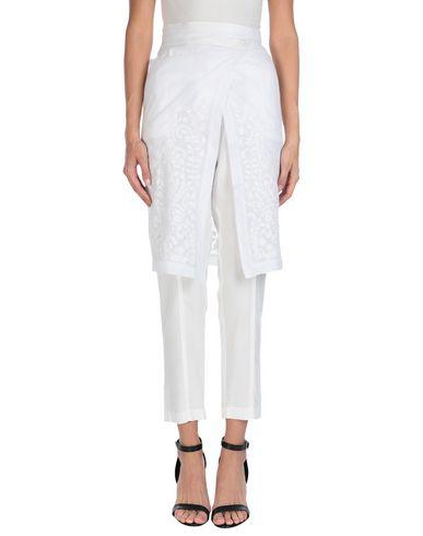 PAUW Knee Length Skirt in White