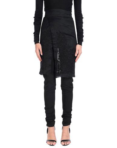 PAUW Knee Length Skirt in Black
