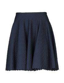 ALAÏA - Knee length skirt