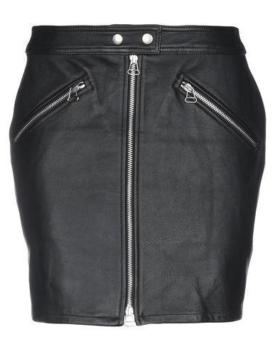 Rag & Bone Mini Skirt In Black